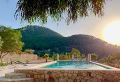 Ferienhaus mit Pool - modern und ökologisch (Nr. 0102)