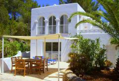 Familienurlaub im strandnahen Ferienhaus in kleiner Ferienanlage (Nr. 0140)
