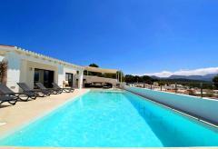 Ibiza moderne Villa mit Pool und Klimaanlage  (Nr. 0172)