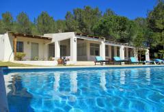 Ibiza Ferienhaus privat - Urlaub nahe San Lorenzo (Nr. 0173)