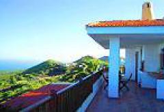 Komfortables Ferienhaus mit Meerblick und Internet in Mocanal (Nr. 1145)