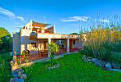 Ferienhaus mit Meerblick und Internet bei Sant Francesc de Formentera (Nr. 0580)
