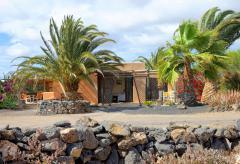 Ferienhaus in ruhiger Lage - Fuerteventura Nord bei Lajares  (Nr. 0950)