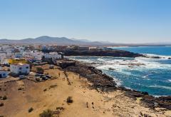 Strandnahe Ferienwohnung in El Cotillo (Nr. 0958)