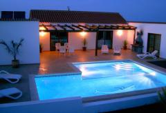 Fuerteventura Villa mit beheiztem Pool  (Nr. 0960)