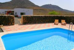 Urlaub Fuerteventura: Ferienhaus mit Pool (Nr. 0964)