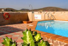 Ferienhaus mit Pool in ruhiger Lage (Nr. 0966)