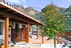 Natursteinhaus mit Ferienwohnungen im Zentrum von Gran Canaria (Nr. 0900.2)