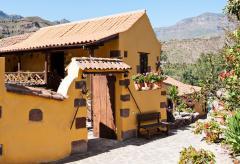 Klimatisiertes Landhaus mit Pool bei Santa Lucia de Tirajana (Nr. 0907.1)