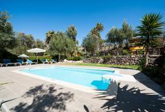 Urlaub im kanarischen Landhaus mit Pool bei Santa Lucia (Nr. 0907.2)