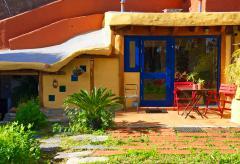 Kanarisches Höhlenhaus mit Internet bei Santa Brigida (Nr. 0908)