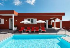 Ferienhaus mit Pool, Klimaanlage und Internet (Nr. 0911)