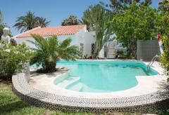 Strandurlaub im Ferienhaus mit Pool (Nr. 0919.1)