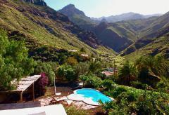 Urlaub zwischen Bergen und Meer - strandnahes Ferienhaus mit Pool  (Nr. 0944)