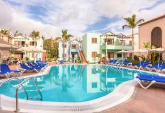 Preiswerte Apartment-Anlage mit beheiztem Pool in Maspalomas (Nr. 0945)
