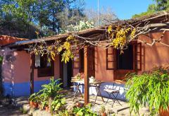 Charmantes Ferienhaus mit beheizbarem Pool und Klimaanlage - Santa Brigida (Nr. 9707)