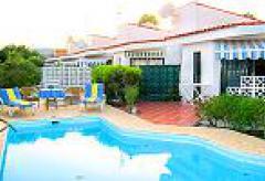 Playa del Inglés - Strandurlaub im Bungalow mit Pool (Nr. 9712)