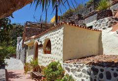 Kanarisches Höhlenhaus (Cueva) bei Artenara (Nr. 9718)