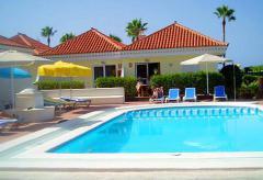 Bungalow mit Pool - Bungalowanlage Maspalomas (Nr. 9720)