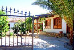 Kanarische Ferienhäuser mit Pool nahe Fataga (Nr. 9721)