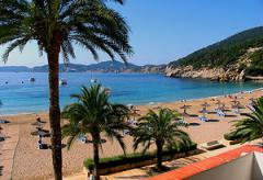 Ibiza preiswerte Ferienwohnung direkt am Strand, Ibiza Cala Vicente (Nr. 0146)