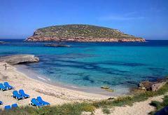 Ibiza Ferienhaus an der Südwestküste (Nr. 0164)