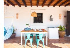 Ibiza Ferienhaus in ruhiger Lage - San Rafael (Nr. 0170)