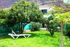 Strandnahe Ferienwohnung mit privatem Garten - Valle Gran Rey (Nr. 2002)