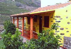 Strandnahes Ferienhaus in Hermigua mit Internet W-LAN (Nr. 2030)