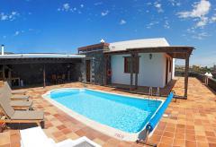 Lanzarote Ferienhaus mit Pool - San Bartolome (Nr. 0840.1)