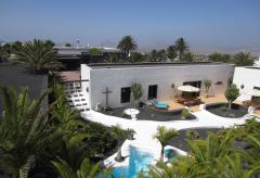 Lanzarote: exklusives Ferienhaus mit Pool + schönem Garten (Nr. 0847.1)