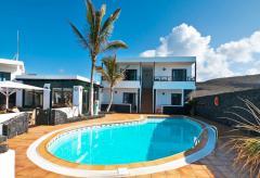 Privates Hotel auf Lanzarote - El Golfo (Nr. 0848)