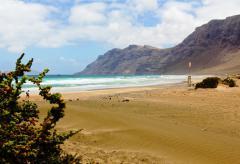 Strandnahes Apartment - Playa de Famara (Nr. 8500)