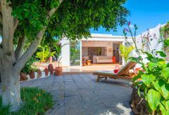 Ferienwohnung in tropischem Garten (Nr. 8505)
