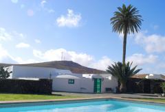 Kanarisches Ferienhaus mit Pool (beheizt) - Los Valles (Nr. 0853)