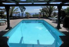 Ferienwohnung und Studio mit Meerblick auf Lanzarote (Nr. 0858)