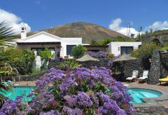 Finca mit Pool und Meerblick auf Lanzarote (Nr. 0859.2)
