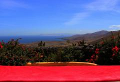 Lanzarote: Finca mit tollem Meerblick und Pool (Nr. 0860)