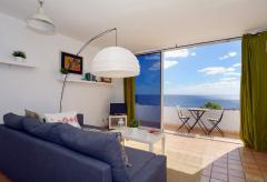 Lanzarote Strandurlaub im Studio mit Meerblick (Nr. 0864)