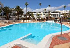 Strandurlaub im Apartment mit Pool - Costa Teguise (Nr. 0864)