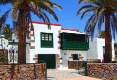 Lanzarote LUXUS PUR - Ferienhaus mit Pool, Klimaanlage und Internet (Nr. 0866)