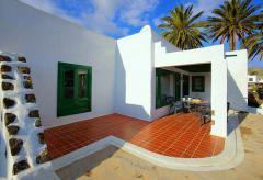 Ferienhaus mit beheizbarem  Pool - Lanzarote Nord (Nr. 0867)