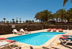 Urlaub Lanzarote - Ferienhaus bei Haria mit beheiztem Pool (Nr. 0868)