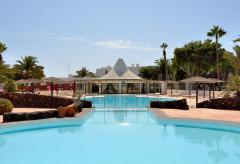 Costa Teguise: Strandnahe Ferienwohnung mit Pool (Nr. 0875.2)
