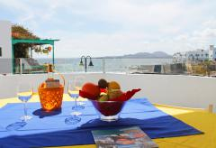 Ferienhaus am Meer - Punta Mujeres (Nr. 0878)