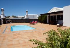 Lanzarote Ferienhaus mit Pool (Nr. 0880.2)