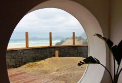 Lanzarote-Villa in erster Linie zum Meer (Nr. 0882)