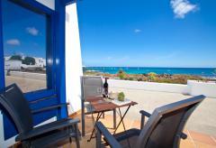 Lanzarote Ferienhaus in erster Linie zum Meer (Nr. 0889)