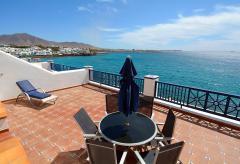 Strandnahe Ferienwohnung in Playa Blanca (Nr. 0896)