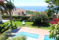Ferienhaus mit Meerblick und Pool bei La Laguna (Nr. 0804.3)